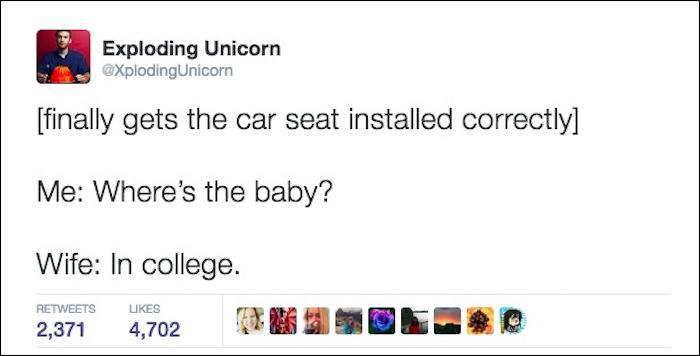 car-seat-funny-parenting-tweets