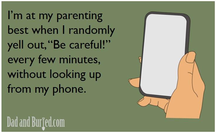 Parenting-Best-ecard