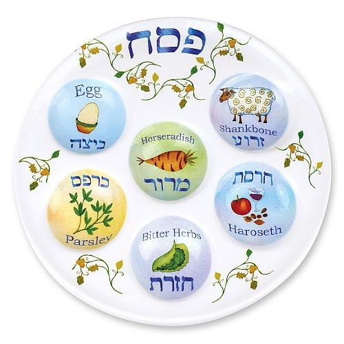 Seder Platter Idea 7