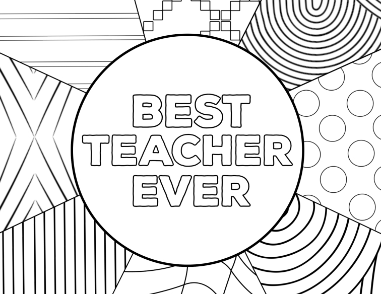 Best-teacher-ever-coloring-page-1